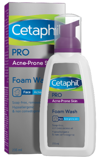 Picture of CETAPHIL ACNE-PRONE SKIN FOAM WASH