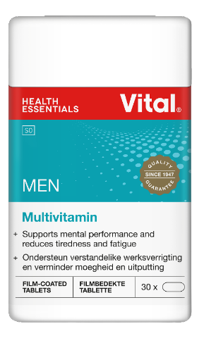 Picture of VITAL MEN TABS - 30'S