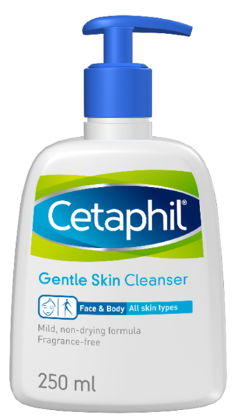 Picture of CETAPHIL GENTLE CLEANSING LOTION - 250ML