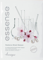 Picture of ANNIQUE ESSENSE RADIANCE SHEET MASQUE