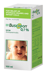 Picture of BUSCOPAN SYRUP - 100ML