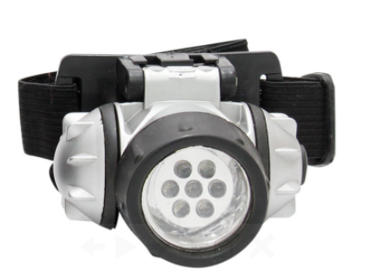 Picture of MAN OF TODAY LED HEADLAMP
