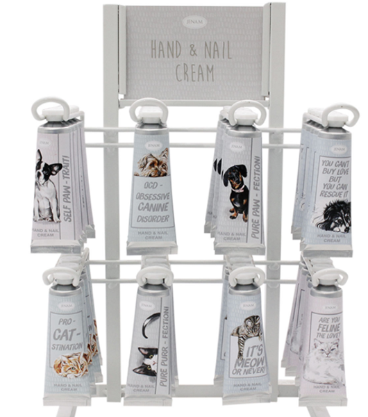Picture of PAWS FOR THOUGHT HAND CREAM - DOGS ASSORTED