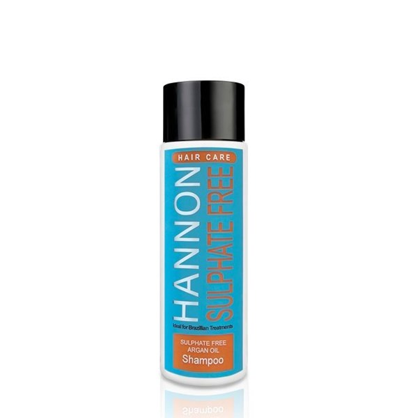 Picture of HANNON ARGON OIL SULPHATE FREE SHAMPOO