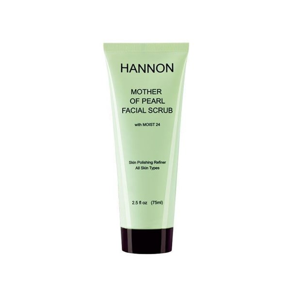 Picture of HANNON MOTHER OF PEARL FACIAL SCRUB