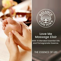 Picture of BALANCE PAMPER - LOVE ME MASSAGE ELIXIR
