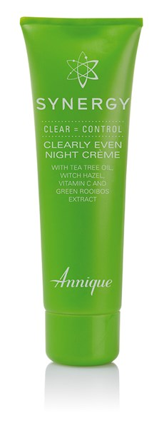Picture of ANNIQUE SYNERGY CLEARLY EVEN NIGHT CREME