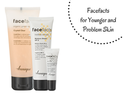 Picture for category Annique Face Facts Range