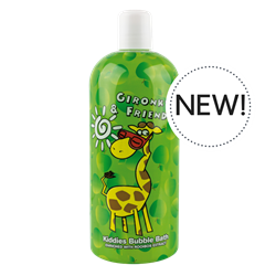 Picture of ANNIQUE KIDS - GIRONKY KIDDIES BUBBLE BATH