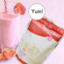 Picture of ANNIQUE LIFESTYLE SHAKE - STRAWBERRY FLAVOUR
