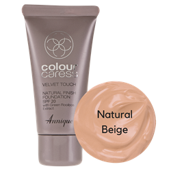 Picture of ANNIQUE CC FOUNDATION - VELVET TOUCH FINISH SPF20 - NATURAL BEIGE