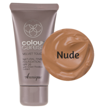Picture of ANNIQUE CC FOUNDATION - VELVET TOUCH FINISH SPF20 - NUDE