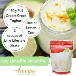 Picture of ANNIQUE LIFESTYLE SHAKE - LIME