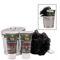 Picture of CAMO KIDS - TRASH BIN GIFT SET