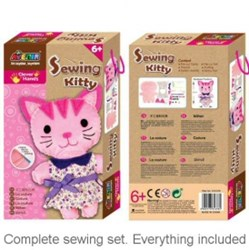 Picture of AVENIR SEWING KIT - KITTEN
