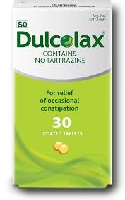 Picture of DULCOLAX COATED TABLETS - 5mg - 30's